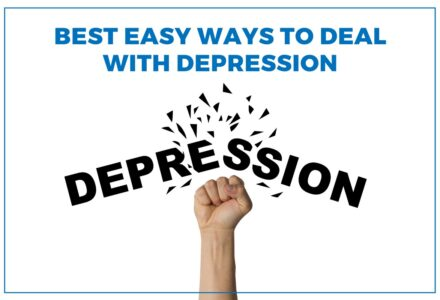 Best easy ways to deal with Depression